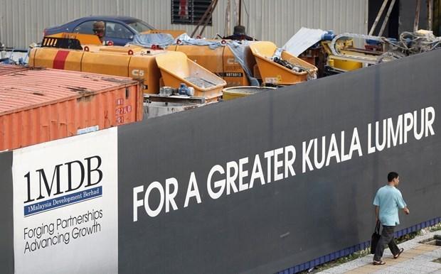 """美国追回3亿美元""""一马""""案资金并还给马来西亚 hinh anh 1"""