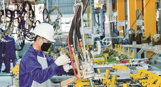 越南经济第一季度仍出现许多亮点 hinh anh 2