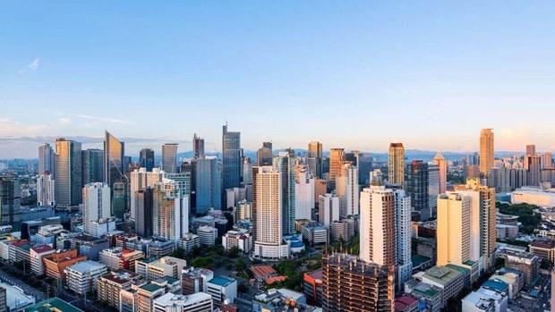 IMF将菲律宾2020年经济增长预测下调至0.6% hinh anh 1