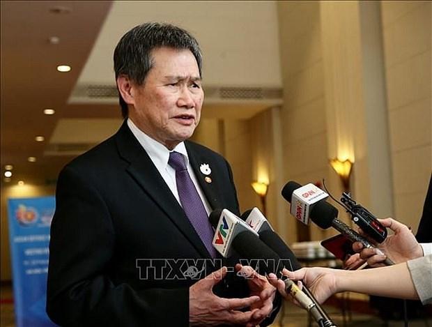 2020东盟轮值主席年:东盟秘书长高度评价越南引导地区抗击疫情的作用 hinh anh 1