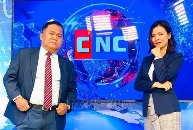 中国和柬埔寨专家高度评价越南在举办东盟和东盟与中日韩领导人特别会议所起着的作用 hinh anh 2