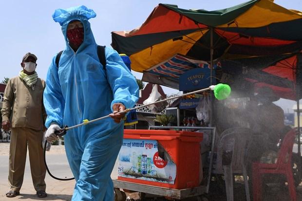新冠肺炎疫情:泰国延长对入境旅客航班的禁令 柬埔寨无新增病例 hinh anh 1