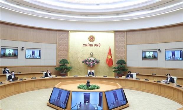 阮春福总理:应谨慎、同步和符合每个省市的具体情况逐步减少实施社会距离措施 hinh anh 2