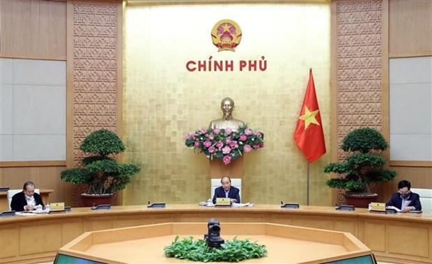 越南政府总理决定:河内和胡志明市等12个省市继续落实关于社会距离的第16号指示至4月22日或30日 hinh anh 1