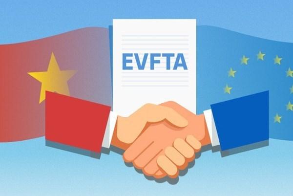 越南加快完成EVFTA相关批准手续 使越南与欧盟自贸协定尽早生效 hinh anh 1