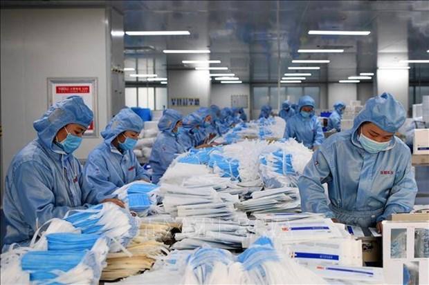 越南企业向欧盟出口医疗口罩和防护服必须满足欧盟CE认证标准 hinh anh 1