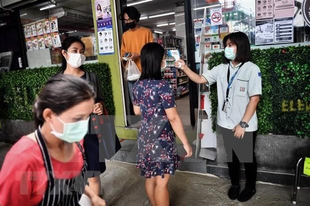 新冠肺炎疫情:泰国新增病例继续下降 柬埔寨连续四天无新增病例 hinh anh 1