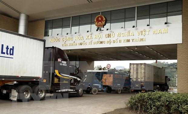 越南与中国寻找措施促进农产品贸易 hinh anh 2