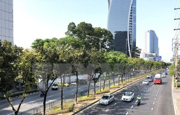 国际货币基金组织预测2020年泰国经济将萎缩6.7% hinh anh 1