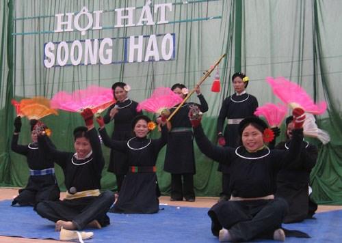 嵩豪曲——北江省侬族迷人的传统民歌 hinh anh 1