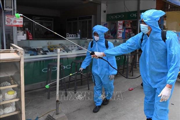 新冠肺炎疫情:泰国新增病例继续下降 柬埔寨连续四天无新增病例 hinh anh 2