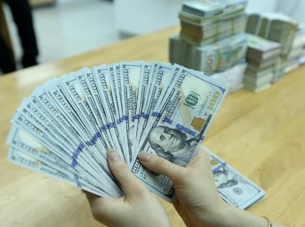 4月17日越盾对美元汇率中间价上调5越盾 hinh anh 1