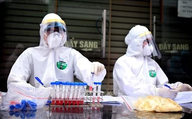 新冠肺炎疫情:今日越南无新增新冠肺炎确诊病例 预计再有14名患者获得治愈 hinh anh 2