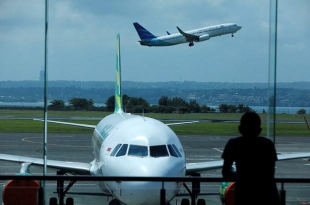 印度尼西亚超过日本成为世界第三大航空市场 hinh anh 1