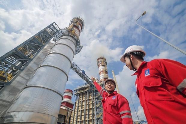 越南油气电力总公司为国家电网贡献2000亿千瓦时的电量 hinh anh 1