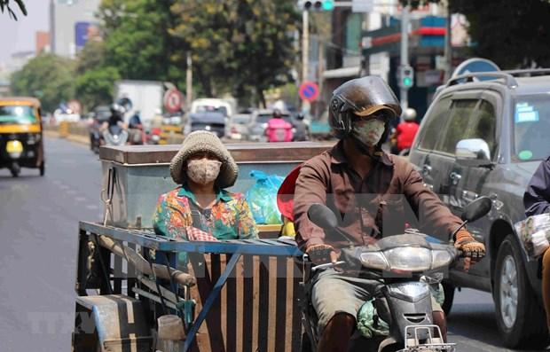 柬埔寨宣布延长对美国、伊朗和欧洲四国人员入境禁令 hinh anh 1