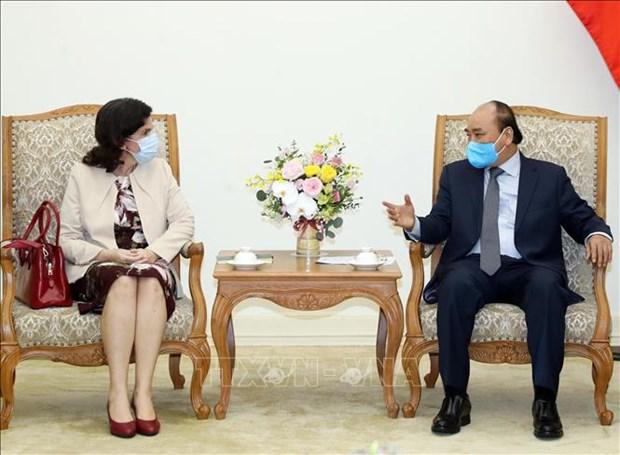 古巴愿与越南合作开展新冠肺炎药物研发 hinh anh 1