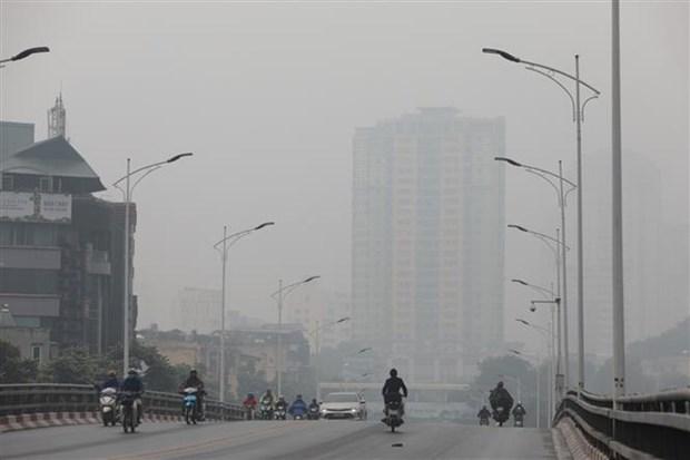 人类活动是空气质量变化的重要原因 hinh anh 1