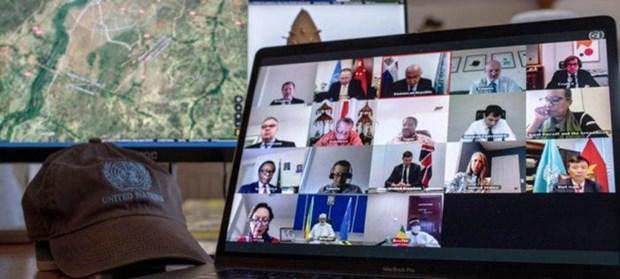 联合国安理会召开也门问题会议 越南呼吁各方切实执行停火 hinh anh 1