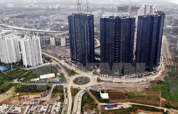 投资者对越南房地产市场前景充满期望 hinh anh 1