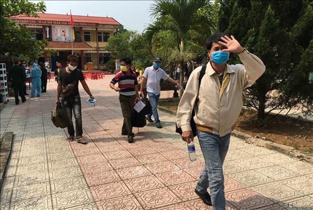各国媒体高度评价越南防疫工作中的透明性、决心精神及互助行动 hinh anh 1