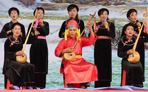天曲仪式——越南北部山区同胞信仰与文化的完美结合 hinh anh 1