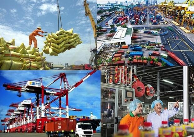 2021-2025年阶段越南力争GDP平均增长率达到7% hinh anh 1