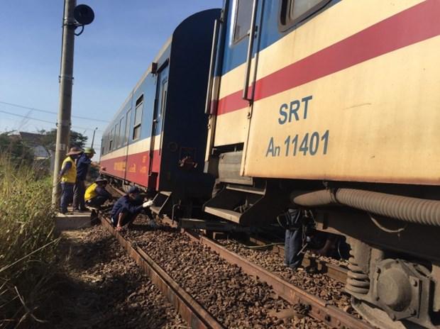 越南北南铁路线上四个紧急项目即将动工兴建 hinh anh 1