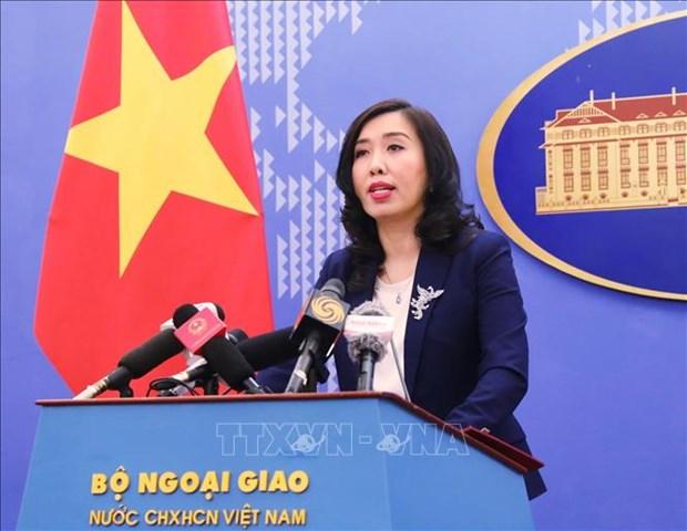 """越南强烈反对所谓的""""三沙市""""的成立 hinh anh 1"""