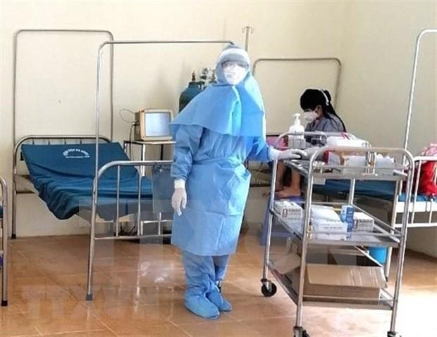 越南19日早晨无新增新冠肺炎确诊病例 hinh anh 1