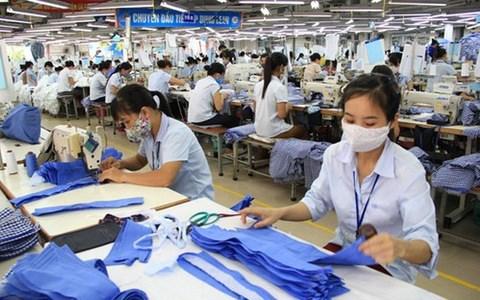 越南对美国和欧洲市场的出口形势暗淡 hinh anh 1