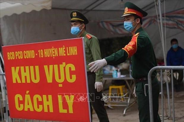 """新冠肺炎疫情:越南成为西方国家在抗击新冠肺炎疫情工作中的""""榜样"""" hinh anh 1"""