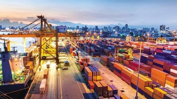 2020年第一季度越南实现贸易顺差37.4亿美元 hinh anh 1
