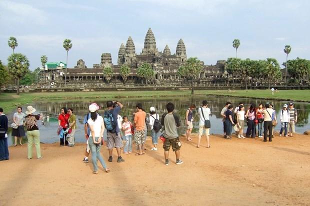 柬埔寨旅游企业获三个月免税待遇 hinh anh 1