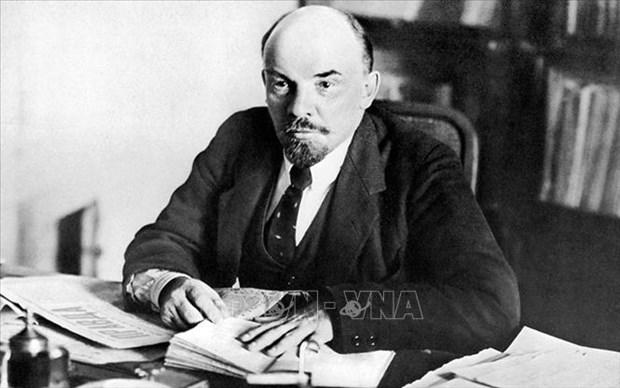纪念列宁诞生150周年:俄罗斯年经一代高度评价无产阶级伟大领袖列宁的作用 hinh anh 1