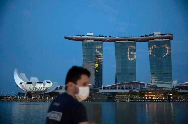 东南亚的新冠肺炎情况:新加坡超过印尼和大马成为东南亚新冠肺炎确诊病例总数最多的国家 hinh anh 1