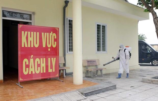 4月17 日至今越南无新增新冠肺炎病例 世卫组织高度评价越南的努力 hinh anh 1
