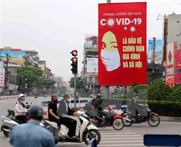 国际媒体:面对新冠肺炎疫情越南当机立断 愿为其他国家伸手相帮 hinh anh 1