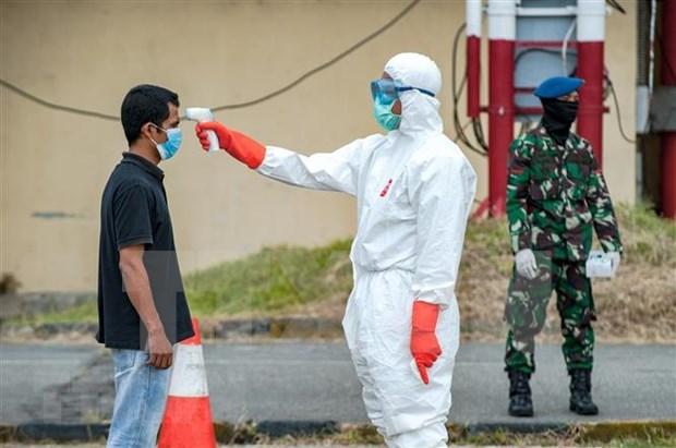 泰国新冠肺炎疫情防控阻击战释放积极信号 柬埔寨处于抗疫初期 hinh anh 1