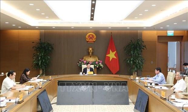 越南政府总理要求对大米出口国家管理工作进行突击检查 hinh anh 1