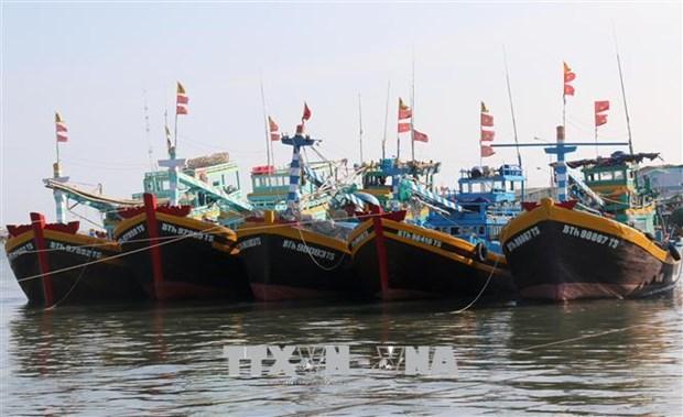 解除IUU黄牌警告:密切监控渔船航行 严禁渔民侵犯国外海域 hinh anh 1