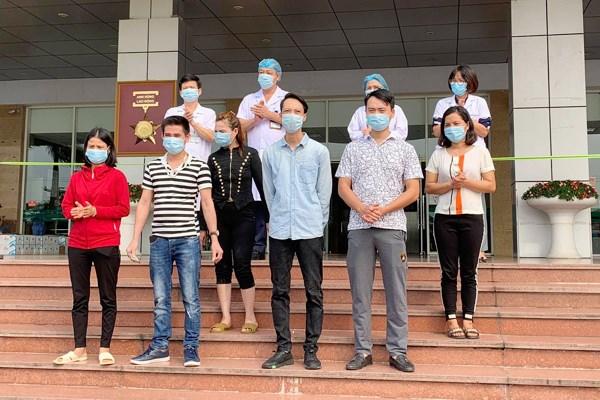 越南新增6例新冠肺炎治愈出院病例 hinh anh 1