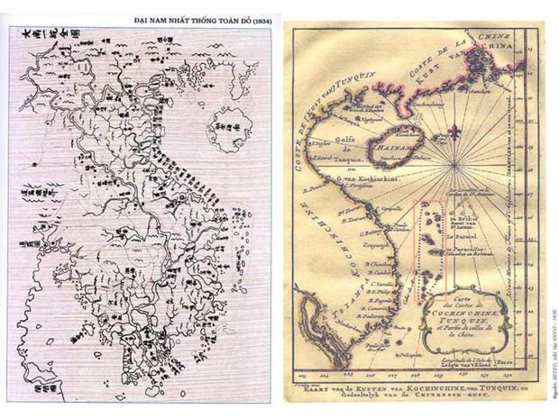 越南对黄沙和长沙拥有充分和无可争辩的主权 hinh anh 1