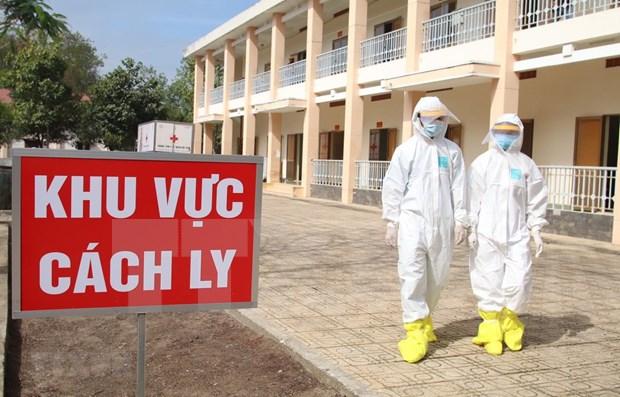 日媒:采取彻底隔离措施是越南新冠肺炎疫情防控工作的成功之道 hinh anh 1