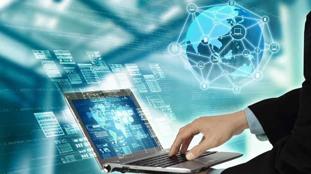 胡志明市着重发展电子—信息技术产业 hinh anh 1