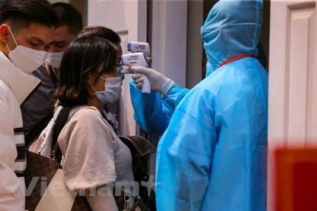 为往来越南的外国机组人员安排住宿场所以预防疫情蔓延 hinh anh 1