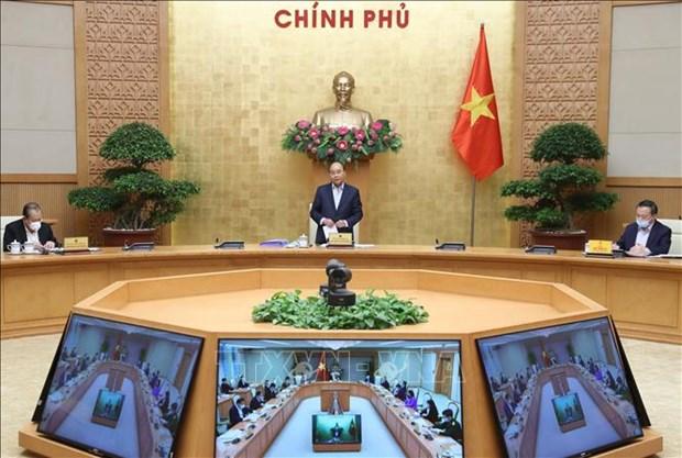 政府总理阮春福:兴安省需把握发展机遇 hinh anh 1