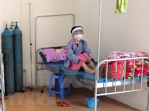 新冠肺炎疫情:越南第268例新冠肺炎疫情确诊病例首次检测结果呈阴性 hinh anh 1