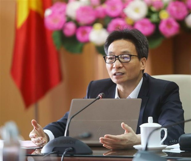 武德儋副总理:为了自己和社会的健康民众仍要提高警惕加强疫情防范 hinh anh 2