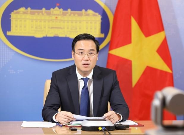 越南严禁一切形式的网络攻击行为 hinh anh 1